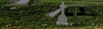 Újabb autós temetőt találtak Magyarországon