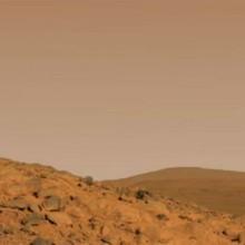 Elhagyatottan pusztulnak a városok, amiket a Marson építettek