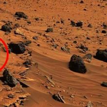 Megtalálták a halált a Marson