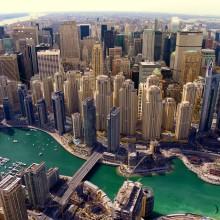 Felépítik New Yorkot Dubaiban