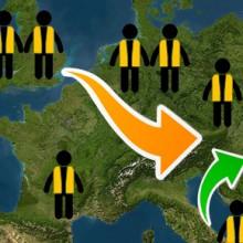 Közbevándorlókat alkalmazna a Fidesz a demográfiai válság megoldására