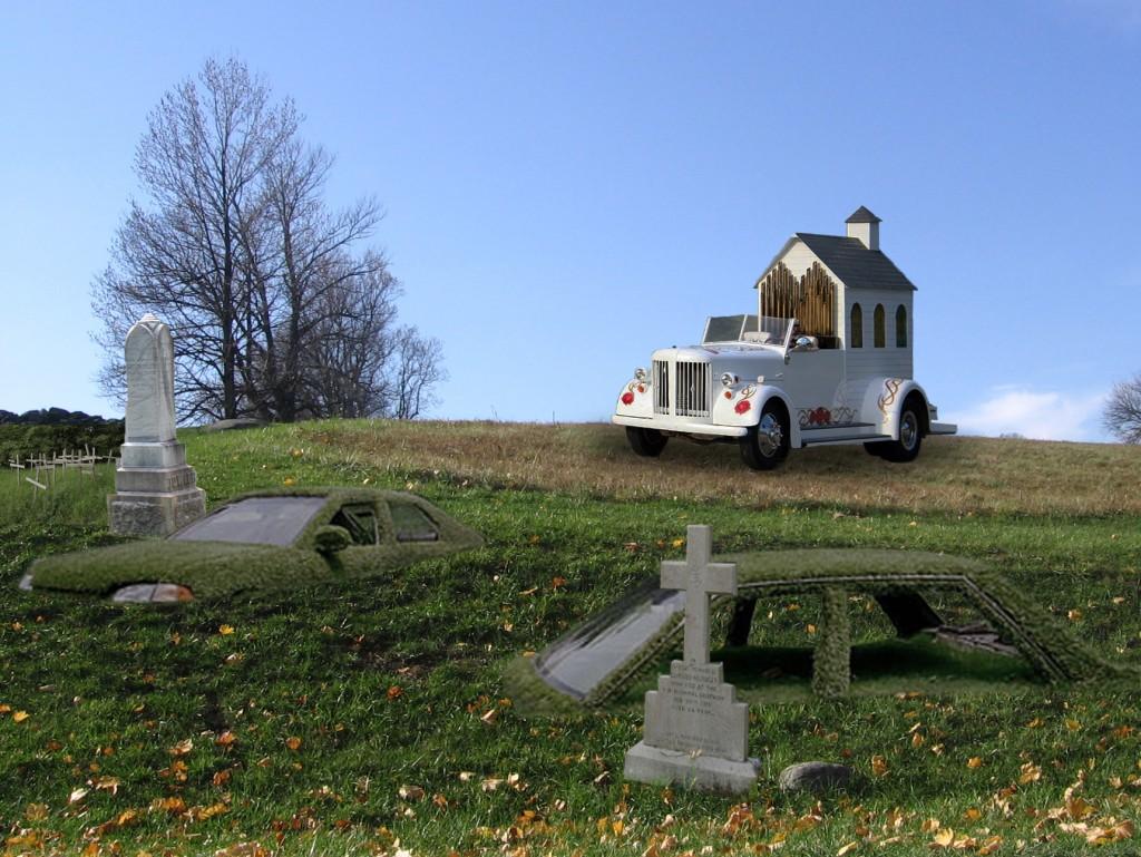 autós temető
